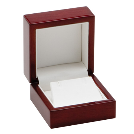 Traditional Elegance Earring Box Open
