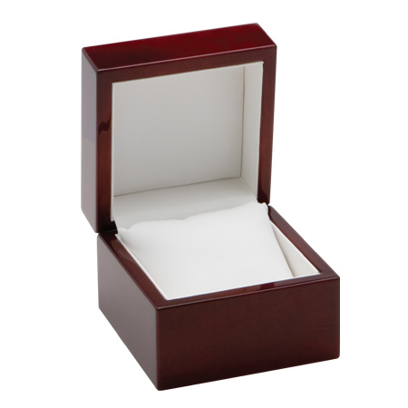Traditional Elegance Bangle Box Open