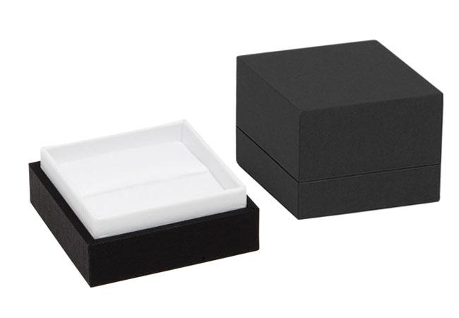Black/White Envy Ring Box