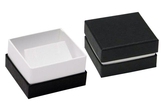 Little Black Box Earring