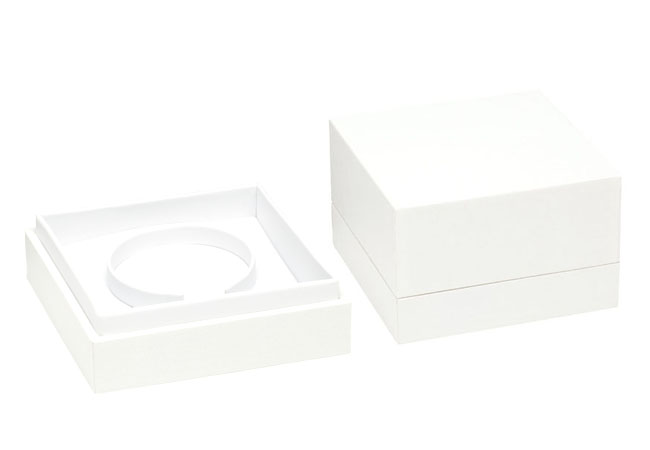 White Envy Bangle Box