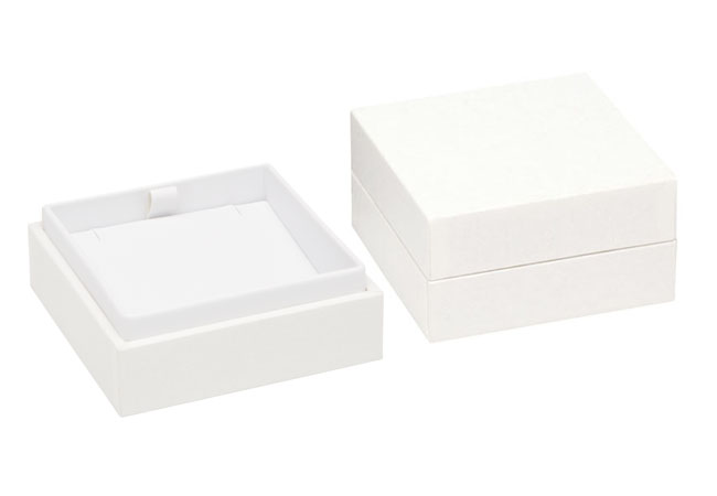White Envy Large Pendant Box