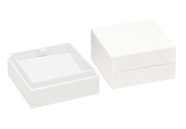 White Envy Earring Box