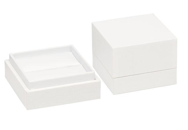 White Envy Ring Box