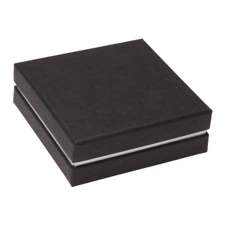 Little Black Pendant Box