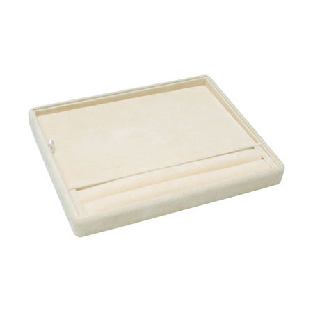Slot Layout Tray (Camel Suede) (Small)