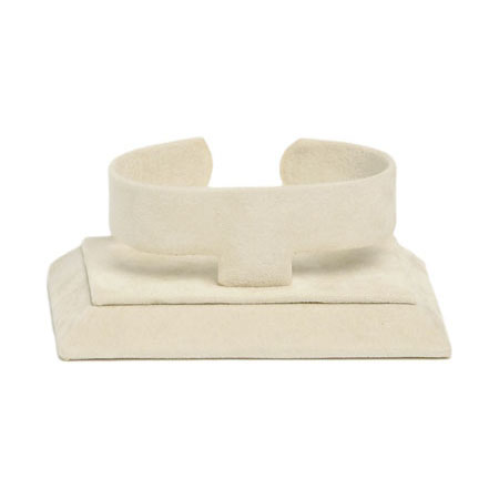 Bangle Stand (Camel Suede)