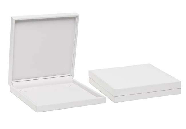 Pure White Large Necklace Box