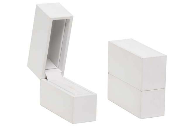 Pure White Slot Bangle Box (BG2)
