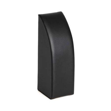 Black Leatherette Chain Display