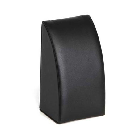 Black Leatherette Chain Display (Small)