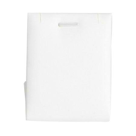 Standard Pendant Stand (White Leatherette)
