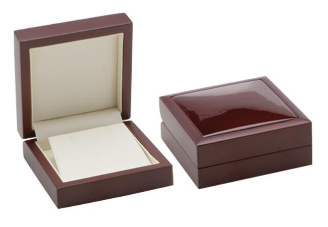 Luxury Timber Earring Box