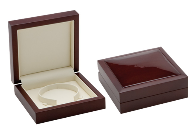 Luxury Timber Bangle Box