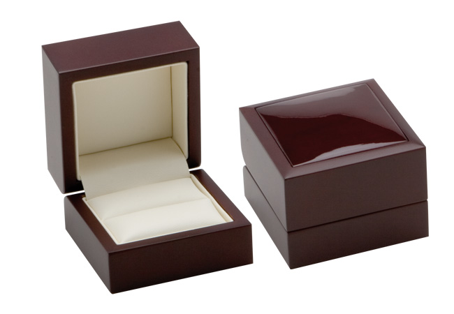 Luxury Timber Ring Box