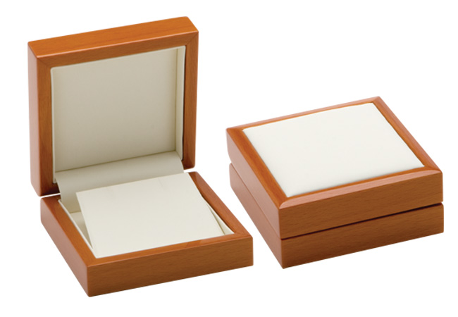 Luxury Leather Earring Box