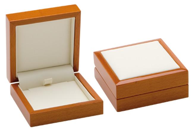 Luxury Leather Pendant Box
