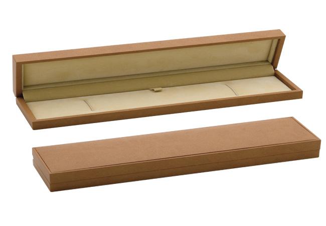 Brown Suede Bracelet/ Light Brown Suede Bracelet or Pen Box